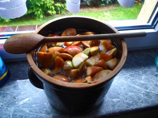 domowy ocet jabłkowy