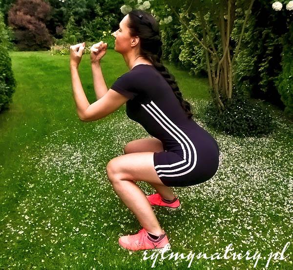 ćwiczenia na pośladki