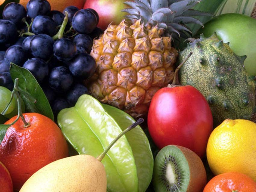 owoce na raka